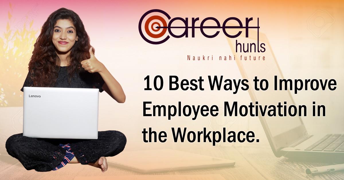 Job Motivation tips